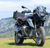 Rent motorcycle Romania