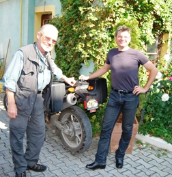 BMW-ON Magazine on a motorcycle tour with Transylvania Live