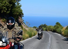 greece-morcycle tour  motorbike holiday Greece