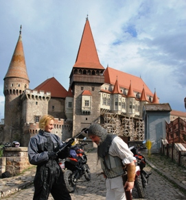 Romanian Motorcycle Tours