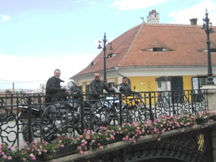 German-motorcyclists-in-transylvania-motorcycles-tour