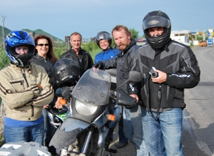 Motorcycle Tours in Eastern Europe -Australians