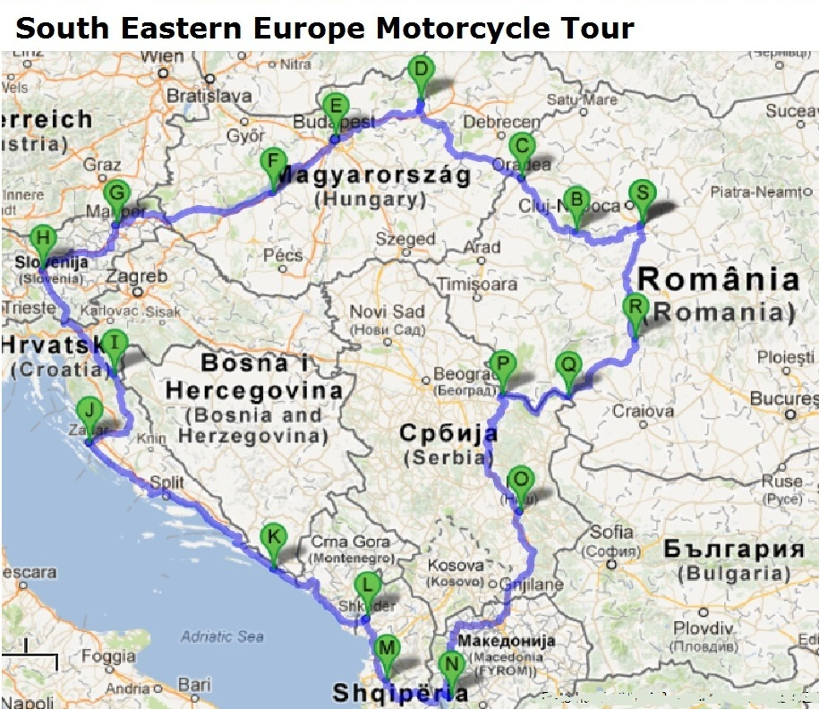 travel tips rentals eastern europe