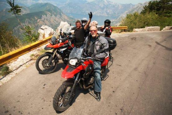 Alquiler motocicletas Romania, Este Europa