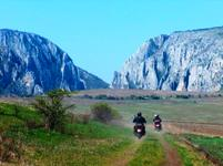 Enduro Guided  Motorcycle tours Transylvania