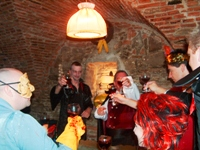 Halloween Party in Transylvania