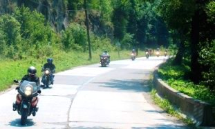 Motorcycle Tour in Transylvania