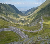 transfagarasan-Guided Motorcycle Tours Europe